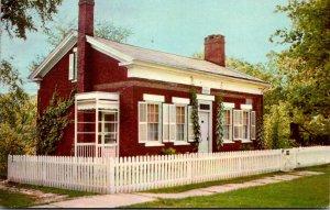 Ohio Milan Birthplace Of Thomas A Edison 1957