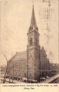 12620  MA Chelsea 1908  Central Congregational Church