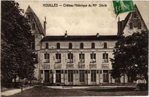 CPA HOUILLES - Chateau Historique du XV Siecle (453158)