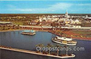 Magic Kingdom Walt Disney World, FL, USA Postcard Post Card Walt Disney World...