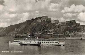 Germany Koblenz Ehrenbreitstein01.87