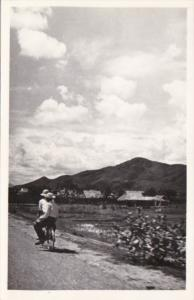 Vietnam Locals Riding Bicycle