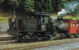 Alishan Railway Shay Locomotive Number 16
