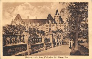 Lot138 chateau laurier from wellington st ottawa canada