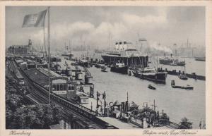 Hamburg , Germany , 00-10s ; Harbor View #2