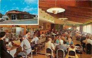 Sioux Falls South Dakota~Town 'N Country Cafe~Crowd~Lunch Counter~Waitress~1960s