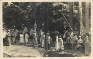 Spiele der Bayr. Landesbuhne 1930 Jungfrau von Orleans Phot. Heyden Schiller