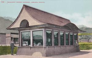 Permanent Exhibit Building, ASHLAND, Oregon, 00-10s