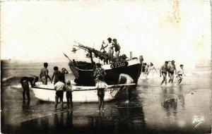 CPA Berck Plage- A la plage FRANCE (908922)