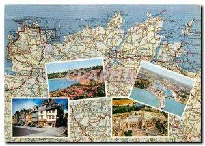 Postcard Modern Brittany Cotes du Nord