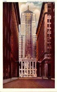 Illinois Chicago Board Of Trade Building