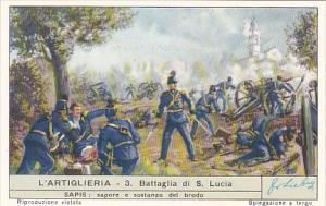 Liebig S1706 Artillery No 3 Battaglia di San Lucia