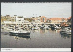 Durham Postcard - Sunderland Marina    RR6314