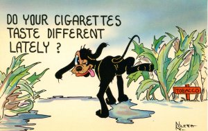 Humor - Do your cigarettes taste different lately?