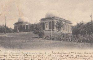 Observatory , Cornell University , Ithaca , New York , 1906