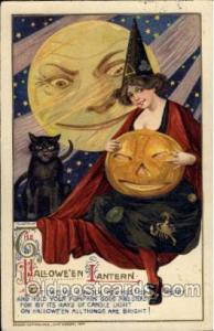 Samuel Schmucker Halloween Postcard Postcards