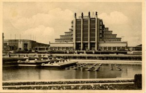 Belgium - Brussells, 1935 Exposition. The Grande Palace