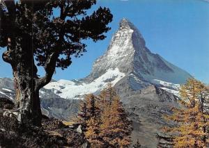 Switzerland Matterhorn Zermatt, Le Cervin s/Zermatt Mountain Landscape