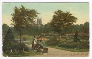 Halian Gardens, Greenhead Park, Huddersfield (Yorkshire), England, UK, PU-1917