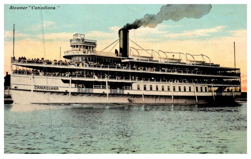 Steamer Canadiana