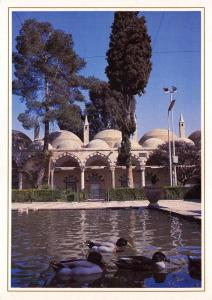 Syria Postcard, Damascus - Takiyeh Suleimaniyeh, Middle East U20