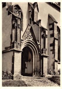 Volkach am Main Wallfahrtskirche Maria im Weingarten Portal Sudseite