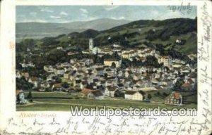 Heiden Schweiz Swizerland 1902