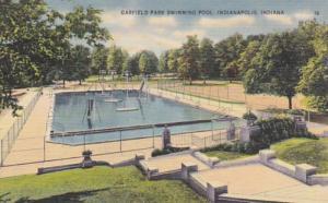 Indiana Indianapolis Garfield Park Swimming Pool