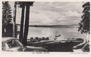 RP, VANCOUVER, British Columbia, Canada, 1920-1940s; Le Jeune Lodge