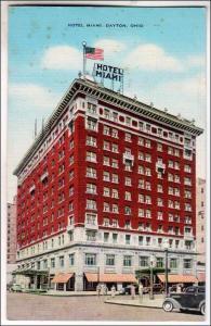 Hotel Miami, Dayton OH