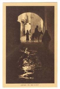 Rue Dans La Cite, Damas, Syrie, Asia, 00-10s