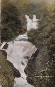 Scotland Giffnock The Falls Rouken Glen