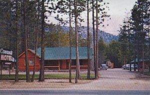 California Bijou Lake Tahoe Cowans Motel