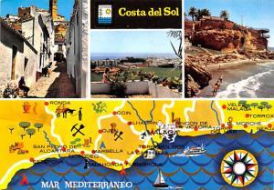 Costa Del Sol - Calle Tipica
