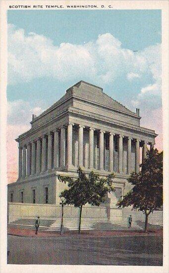 Scottish Rite Temple Washington D C
