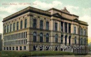 Library Building - Des Moines, Iowa IA