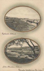 SALTCOATS,  Ayrshire, Scotland, 1908 ; TUCK