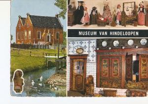 Postal 022229 : Museum van Hindeloopen