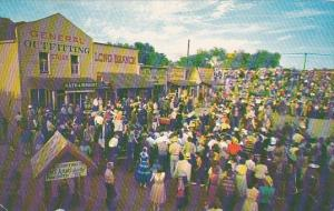 Kansas Dodge City Boot Hill Front Street 1960