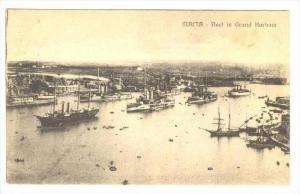 Malta, 00-10s   Fleet in Grand Harbor