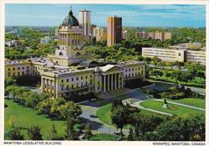 Canada Winnipeg Manitoba Legislative Building