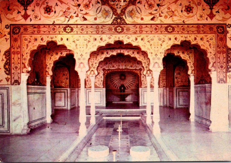 India Jaipur Residence Of Maharaja in Chandra Mahal
