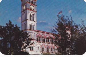 Exterior,  The Session House,  Hamilton,  Bermuda,  40-60s