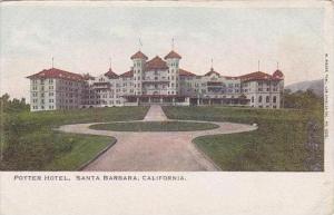 California Santa Barbara Potter Hotel