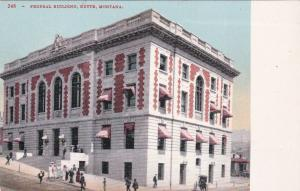 BUTTE, Montana, 00-10s; Federal Building