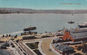 Landing Stage , LIVERPOOL , England , 00-10s
