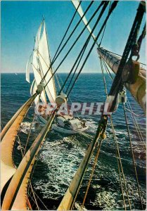 Postcard Modern Tiree Photo of Selection for the Passion Book of Sailing (Art...