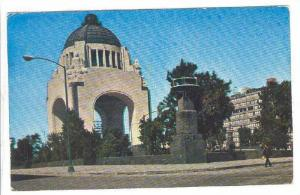 Revolution Monument, Mexico,  PU-40-60s