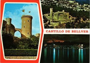CPA Espagne-Mallorca-Palma de Mallorca-Castillo de Bellver (323450)