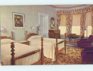 Unused Pre-1980 ROOM AT BEACHNUT HOTEL Canajoharie New York NY B0552